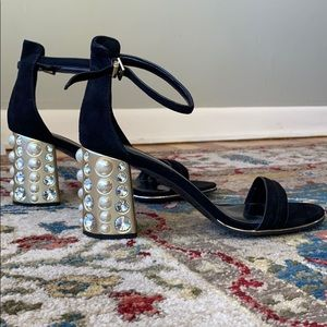 Kenneth Cole Reaction Bling Heels